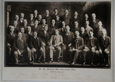 1901 reunion