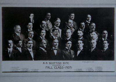 1909 fall