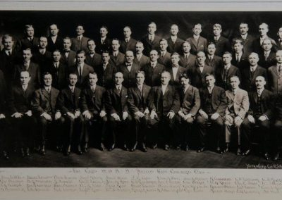1913 fall