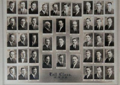1922 fall