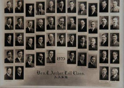 1923 fall
