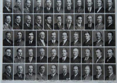 1939 William H. Tateman fall