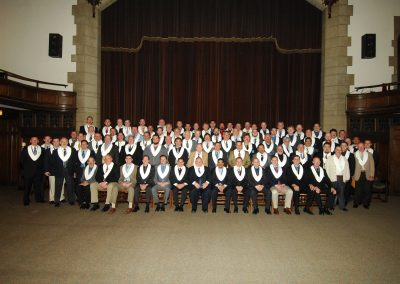 2011 Spring Class Picture